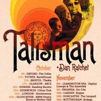 Talisman Autumn Tour 2013